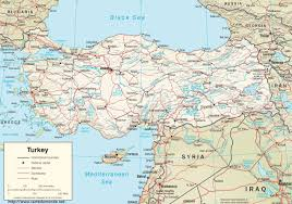 turkey country map surrounding countries. Interesting Turkey Print The Map Turkey On Country Map Surrounding Countries A