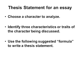 lord of the flies character analysis ppt video online thesis statement for an essay