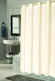 checks extra long shower curtain 2 colors