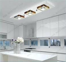 modern led lighting modern led ceiling light fixture flush mounted square glass led ceiling lamp for