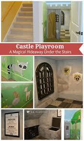 Empty Closet Transformed Into Magical Playroom Hideaway Hometalk