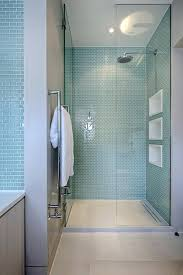 clear glass tiles tile bathroom contemporary with walk in shower design mosaic 4x4 clear glass tiles