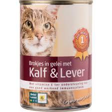 Beste kattenvoer : goed kattenvoer?
