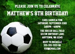 Soccer Party Invitations Girl Soccer Invitations Zazzle