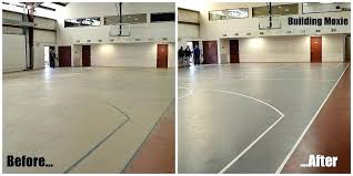basketball court paint before and after painting a basketball court basketball court painter philippines basketball court