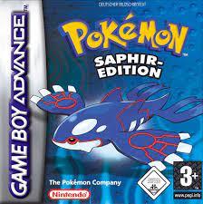 Pokémon: Saphir-Edition (Nintendo Game Boy Advance, 2003) günstig kaufen