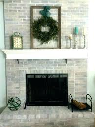 fireplace refacing how to reface a brick fireplace refacing brick fireplace with drywall refinishing ideas updating