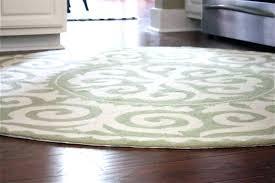 4 feet round rug ft foot wool rugs