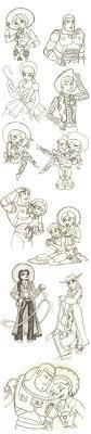 Toy Story Sketch Dump By K