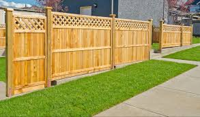 interested in installing a garden fence on your own using completed panels will make the job easier and give the final result a uniform appearance