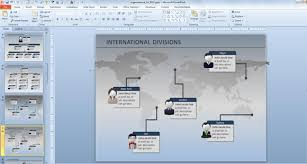 Organization Chart Template Ppt Animated Org Chart Powerpoint Templates