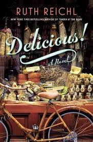 ruth reichl s surprisingly half baked novel set in the world
