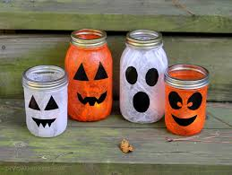 Decorating Mason Jars 30 Ideas For Halloween Decoration Mason Jars To Impress Everyone