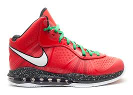 lebron 8 christmas. lebron 8 v/2 \ christmas flight club