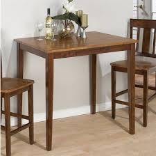 Nice ... Square Bar Tables For Small Kitchens. Idea: Work Surface And Snack Area  Under The Kitchen Window.