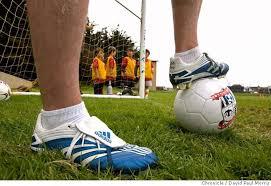 san francisco ca july 23 john bristow wears a pair of adidas predator