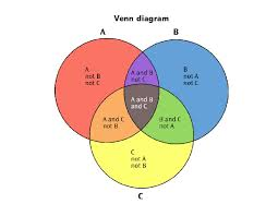 Venn Diagram Information Venn Diagram Noun Definition Pictures Pronunciation And Usage