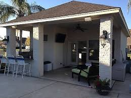 Image Patio Pool House Plans Complete Picclick Pool House Cabana Guest House Outdoor Kitchen Bar 17 Wide