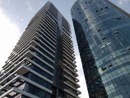 city building windows. urban, city, buildings, windows, skyscrapers, tel aviv city building windows