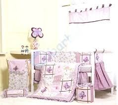 lavender baby bedding purple crib bedding purple nursery bedding 6 girl baby set summer crib cotton