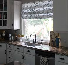 ideal kitchen window treatment ideas home designing amazing of treatments 59 phenomenal modern