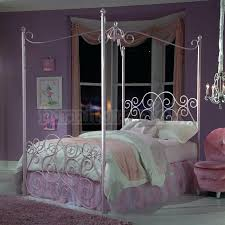 Full Size Canopy Bed Interior Full Size Canopy Bed Intended For ...