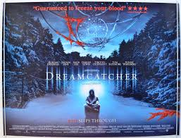 Movie Dream Catcher Dreamcatcher Original Quad Movie Poster Horror Movie Posters 98