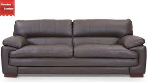 royaloak lazzaro genuine leather sofa set