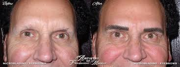 microblading for men in by artistry of permanent makeup