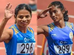 Assam police official twitter handle posted a video of the ceremony in which bhaskar jyoti mahanta, dgp, assam police, felicitated the star sprinter. Qm She78jvow5m