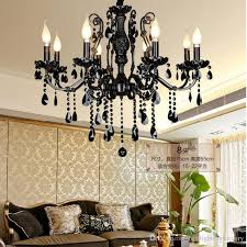 modern black chandelier bedroom classical crystal chandeliers vintage china lighting wrought iron living room dining room chandelier lamps hanging lights