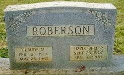 Claude Mustain Roberson (1906-1963) - Find A Grave Memorial