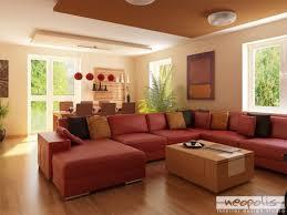 bright chic modern living room