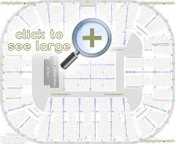 Gillette Seating Chart With Rows Patriot Center Concert Seating Chart Patriots Seat View