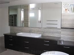 grey travertine tile backsplash.  Backsplash Travertino Silver Honed And Filled Bath Top Backsplash Wall Grey Italy Travertine  Tiles U0026 Slabs To Tile E