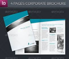 one page flyer template one page flyer template indesign 4 pages brochure commonpence co