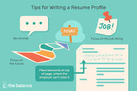 Here are more resources biodata resume curriculum vitae. How To Write A Resume Profile