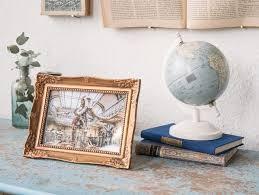 diy authentic antique baroque frame