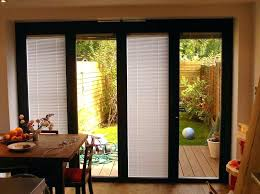 sliding patio doors with built in blinds reviews