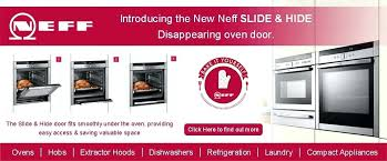 slide and hide oven share this neff b44m42n3gb slide hide electric oven
