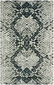 black grey round rug round rug grey black 5 x 5 rug rug pad round rug