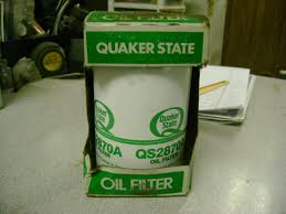 New Quaker State Oil Filter Qs2870a Vintage Fits Audi