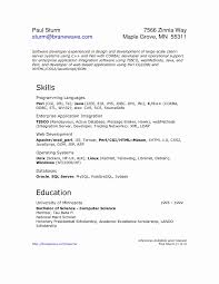 50 Inspirational Resume Template Libreoffice Simple Resume