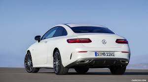 Motoman drives the 2018 mercedes e400 coupe 4matic and learns three things about the 2018 mercedes benz e400 coupe as. 2018 Mercedes Benz E Class Coupe Edition 1 Amg Line Night Package Color Designo Kashmir White Magno Rear Three Quarter Hd Wallpaper 43
