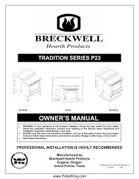 p23 2004 manual c e 401 wood pellet
