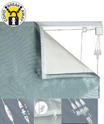 Roman Blind Diy Diy Roman Blind Corded Kit Make Your Own Blind 6 Size Choices Ebay