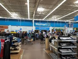 walmart supercenter inside.  Supercenter This Was The Walmart Supercenter In Bedford Ohio On Last Day That It  Inside