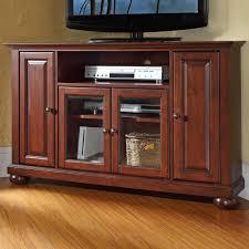 Corner Tv Unit Crosley Alexandria 48 In Corner Tv Stand Vintage Mahogany