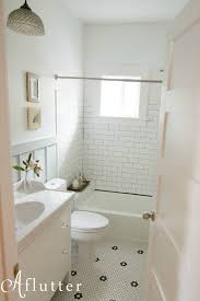 Bathroom Remodel Blog Adorable How Sarah Made Her Small Bungalow Bath Look Bigger Hooked On Houses