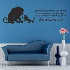 stencul made lion king wall decals for nursery popular branding added making painting need sticker vinyl high quality theme